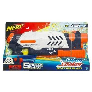 Super Soaker Scatter Blaster, pistolet na wodę 28498 marki Nerf - zdjęcie nr 1 - Bangla
