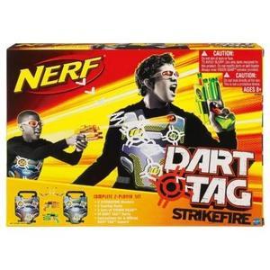 Dart Tag Strikefre, zestaw dla 2 graczy 62869 marki Nerf - zdjęcie nr 1 - Bangla