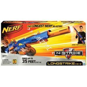N-Strike Longstrike CS-6, 25558 marki Nerf - zdjęcie nr 1 - Bangla