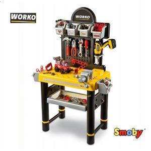 Worko, warsztat z narzędziami, 500094 marki Smoby - zdjęcie nr 1 - Bangla