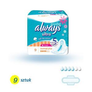 Ultra Sensitive Fresh marki Always - zdjęcie nr 1 - Bangla
