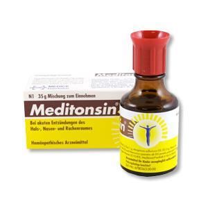 Meditonsin, krople marki Medice Arzneimittel - zdjęcie nr 1 - Bangla