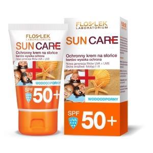 Sun Care, Ochronny krem na słońce SPF 50+ marki FlosLek - zdjęcie nr 1 - Bangla