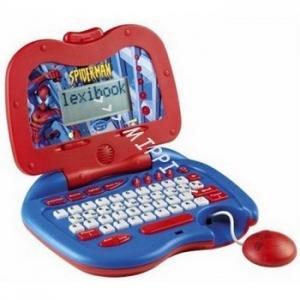 Laptop spiderman, 5301 marki Lexibook - zdjęcie nr 1 - Bangla
