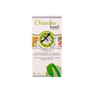 Orinoko Band, Bransoletka odstraszająca komary marki S-Lab - zdjęcie nr 1 - Bangla