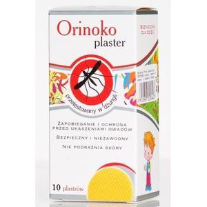 Orinoko, Plasterki odstraszajace komary marki S-Lab - zdjęcie nr 1 - Bangla