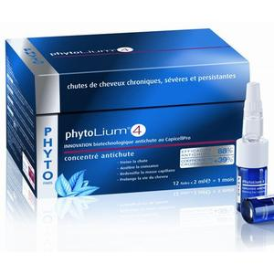 Phytolium 4, intensywna kuracja przeciw chronicznemu wypadaniu włosów dla mężczyzn marki Phyto - zdjęcie nr 1 - Bangla