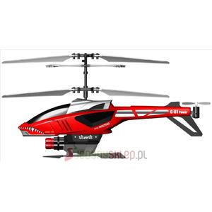 I/R Helikopter Heli Blaster, 84514 marki Silverlit - zdjęcie nr 1 - Bangla