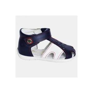 Sandałki skórzane, chłopięce model 1111 marki Mrugała - zdjęcie nr 1 - Bangla