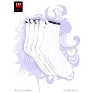 Skarpety męskie zwykłe marki Mati - zdjęcie nr 1 - Bangla
