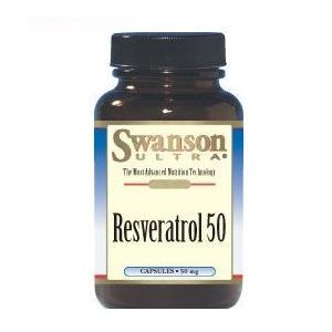 Resveratrol 50 / Resveratol 100 marki Swanson - zdjęcie nr 1 - Bangla