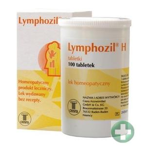 Lymphozil H, tabletki marki Cesra - zdjęcie nr 1 - Bangla