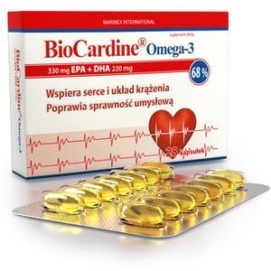 BioCardine Omega-3 marki Scandinavian Laboratories - zdjęcie nr 1 - Bangla