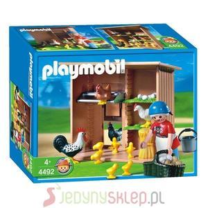 Kurnik 4492 marki Playmobil - zdjęcie nr 1 - Bangla