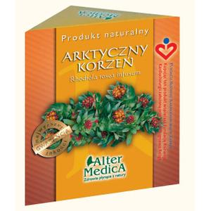 Arktyczny korzeń, saszetki marki Alter Medica - zdjęcie nr 1 - Bangla