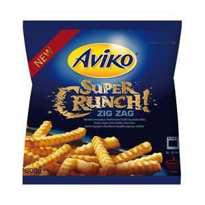 Super Crunch, Zig Zag marki Aviko - zdjęcie nr 1 - Bangla