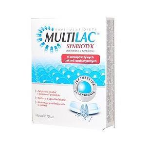 Multilac synbiotyk marki Genexo - zdjęcie nr 1 - Bangla