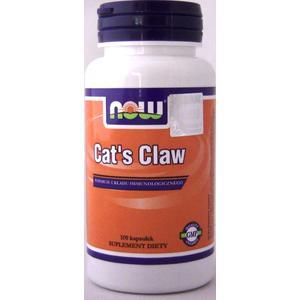 Cat's Claw 400 mg/500 mg marki Now Foods - zdjęcie nr 1 - Bangla