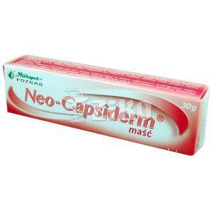 Neo-Capsiderm, maść marki Herbapol Poznań - zdjęcie nr 1 - Bangla