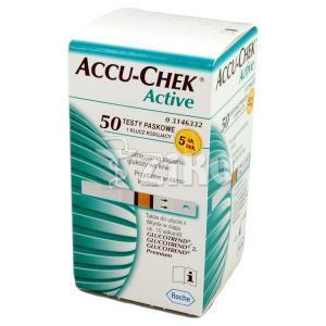 Accu-Check Active, test paskowy marki Roche - zdjęcie nr 1 - Bangla