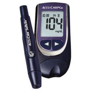 Accu-Check GO glukometr marki Roche - zdjęcie nr 1 - Bangla