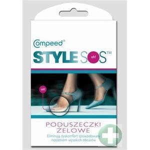 Style SOS, Poduszeczki żelowe marki Compeed - zdjęcie nr 1 - Bangla