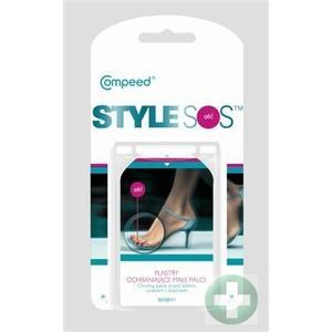 Style SOS, Plastry ochraniające małe palce u nogi marki Compeed - zdjęcie nr 1 - Bangla