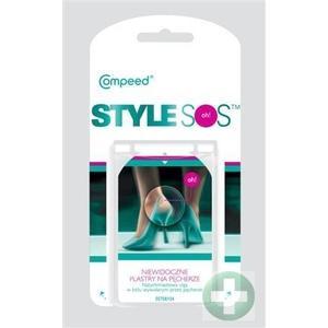 Style SOS, Niewidoczne plastry na pęcherze marki Compeed - zdjęcie nr 1 - Bangla