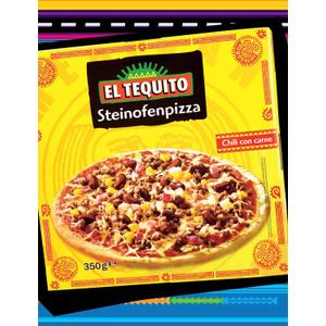 El Tequito pikantna pizza chili con carne marki Lidl - zdjęcie nr 1 - Bangla