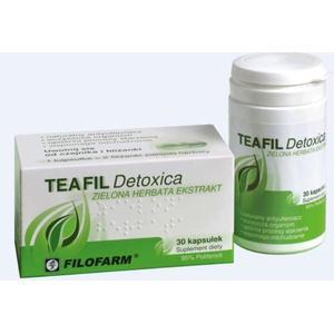 Teafil Detoxica, kapsułki marki Filofarm - zdjęcie nr 1 - Bangla
