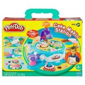 Cake Makin' Station, Cukiernia zestaw do ciasta, 24373 marki Play Doh - zdjęcie nr 1 - Bangla