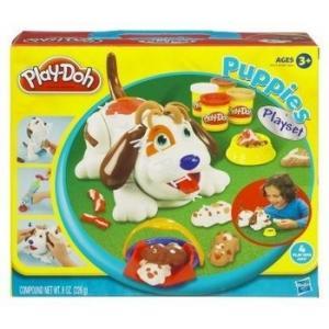 Puppies Playset, Piesek 24367 marki Play Doh - zdjęcie nr 1 - Bangla