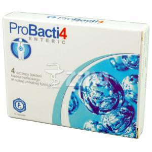 ProBacti4 Enteric, kapsułki marki Złota Farmacja - zdjęcie nr 1 - Bangla