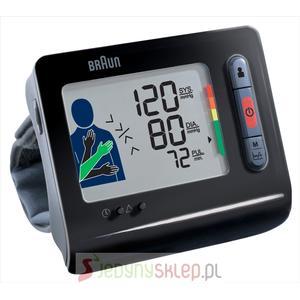 Ciśnieniomierz Nadgarstkowy BPW4300C marki Braun - zdjęcie nr 1 - Bangla