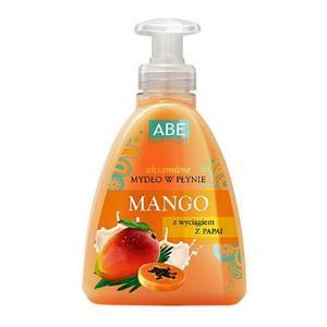ABE Aksamitne mydło w płynie, Mango z wyciągiem z papai marki Inco Veritas - zdjęcie nr 1 - Bangla