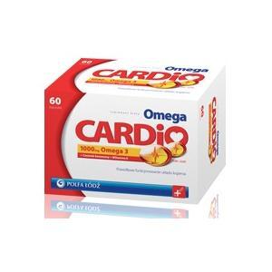 Omega Cardio, kapsułki marki Polfa Łódź - zdjęcie nr 1 - Bangla