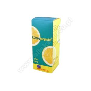 Citropepsin marki ICN Polfa - zdjęcie nr 1 - Bangla