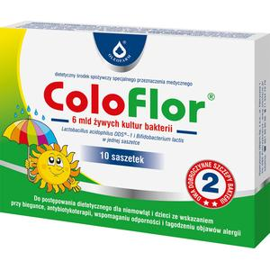 ColoFlor, saszetki marki Oleofarm - zdjęcie nr 1 - Bangla