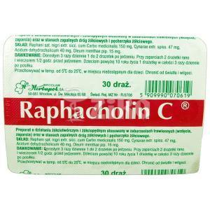Raphacholin C marki Herbapol Wrocław - zdjęcie nr 1 - Bangla
