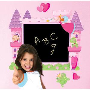 Naklejana tablica do pisania Zamek, 243487 marki Sticker Boo - zdjęcie nr 1 - Bangla