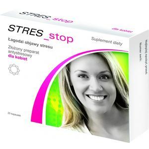 Stresstop dla kobiet marki Złota Farmacja - zdjęcie nr 1 - Bangla
