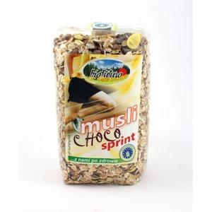 Musli Choco Sprint marki Biofuturo - zdjęcie nr 1 - Bangla