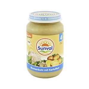 Danie dla dzieci Kalafior i ziemniaczki marki Sunval - zdjęcie nr 1 - Bangla