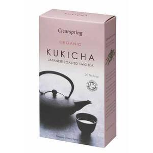 Herbata Kukicha Ekspresowa Zielona marki Clearspring - zdjęcie nr 1 - Bangla
