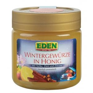Wintergewurze in Honig, Miód zimowy marki Eden - zdjęcie nr 1 - Bangla