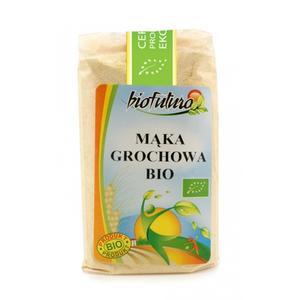 Mąka grochowa BIO marki Biofuturo - zdjęcie nr 1 - Bangla