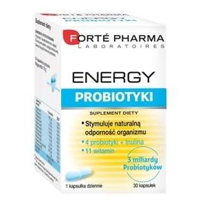 Energy Probiotyki marki Forte Pharma - zdjęcie nr 1 - Bangla