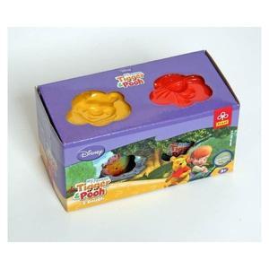 Ciastolina Disney 2 kolory 60020/60026 marki Trefl - zdjęcie nr 1 - Bangla
