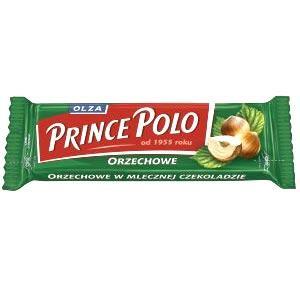 Prince Polo Orzechowe marki Olza - zdjęcie nr 1 - Bangla