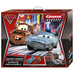 Go!!!, Cars 2 Spy Chasing, 62239 marki Carrera - zdjęcie nr 1 - Bangla